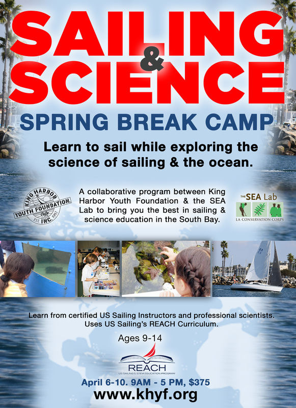 Sailing &Science Flyer